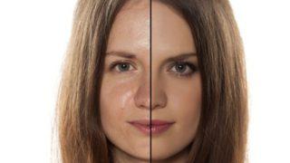 脂性肌の特徴は?効果的な洗顔と改善方法を紹介!